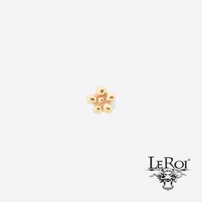 PRE-ORDER 14k Gold Daisy End