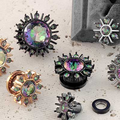 Mystic Sunburst Plugs