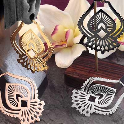 Namaste Earrings