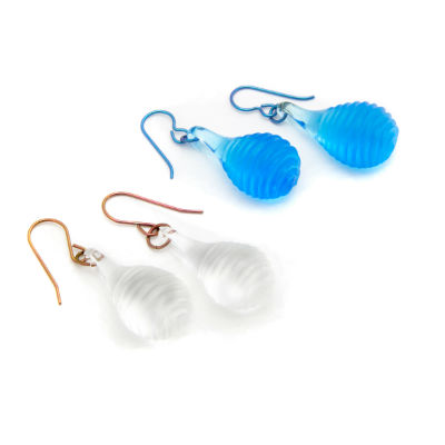 PRE-ORDER  Simple Swerve Earrings