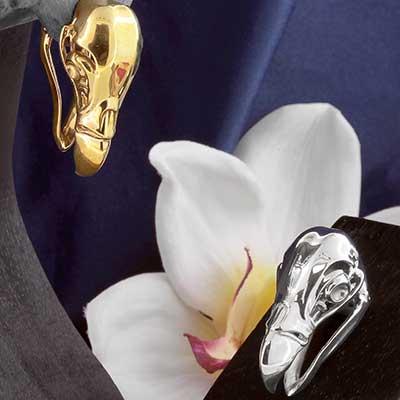 Brass Skullture Weights