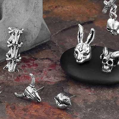 Assorted Halloween Earrings