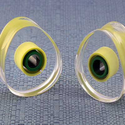 Teardrop Lifesaver Plugs