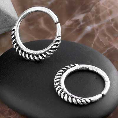Braided Seamless Ring