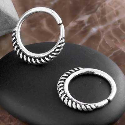 Braided Seamless Ring