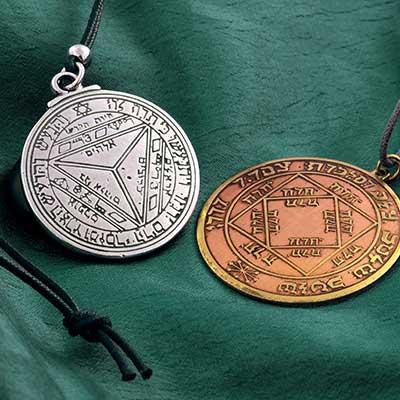 Kabbalistic Amulet Set