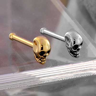 Skull Nosebone
