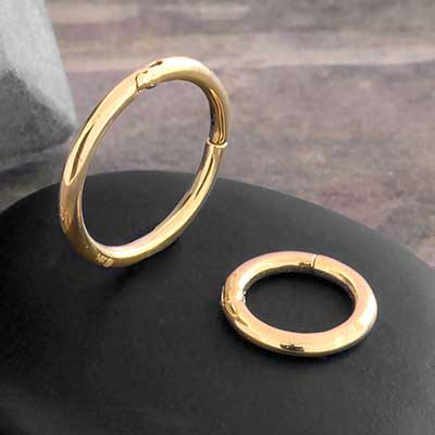 14k Solid Gold Clickers