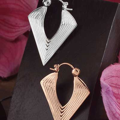 Pulse Earrings