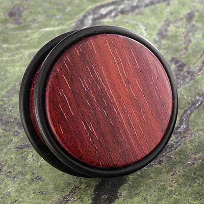Bloodwood No Flare Plugs