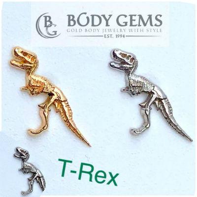 PRE-ORDER 14k Gold T-Rex End
