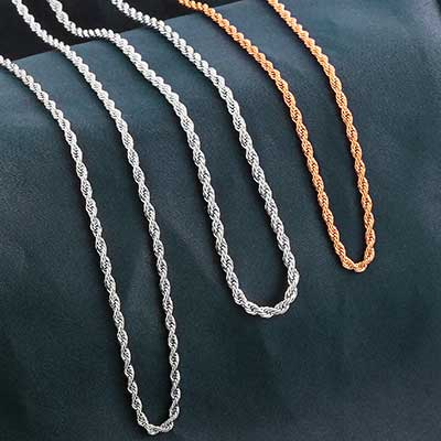 Rope Necklace Chain