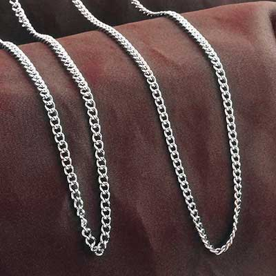 Curb Link Necklace Chain