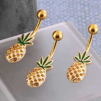 Tropical Pineapple Navel