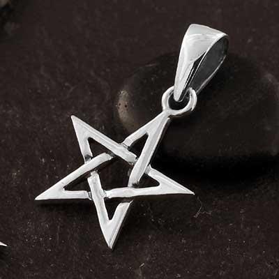 Mini Pentagram Pendant