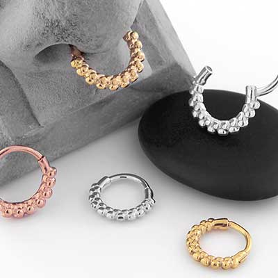 Liberty Septum Clicker Ring
