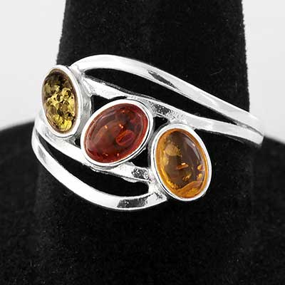 Amber Sequence Ring