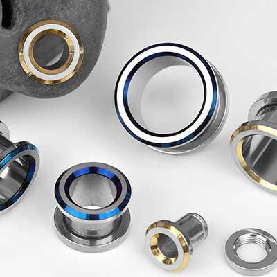 Steel Portalis Eyelets