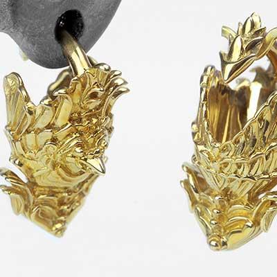 Brass Garuda Weights