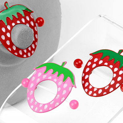Soft Touch Strawberry Nipple Shield