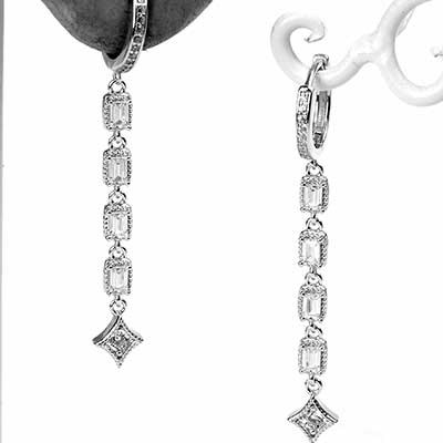 Starfall Dangle Earrings