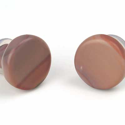Single Flare Picture Jasper Plugs