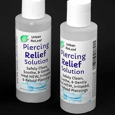 Urban ReLeaf Piercing Relief Solution