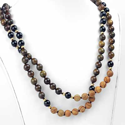Nurturing Mala Necklace