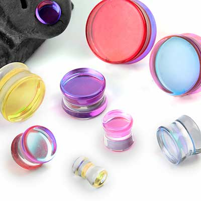 Glass Flashback Plugs