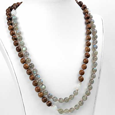 Transformation Mala Necklace