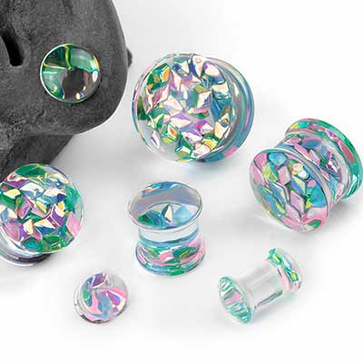 Confetti Celebration Plugs