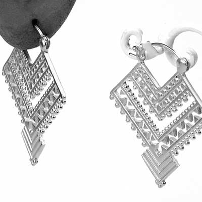 Shawl Earrings