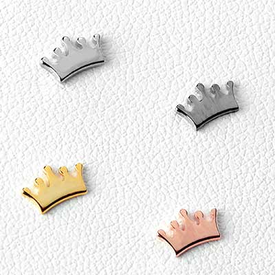 Crown Threadless End