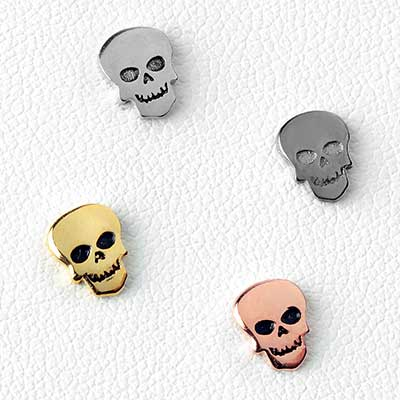 Skull Threadless End