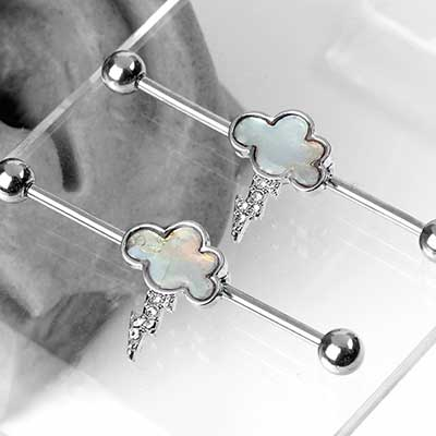 Thundercloud Industrial Barbell