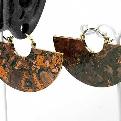 Mini Deep Copper Sukha Design