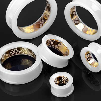 Glass Taj Eyelets