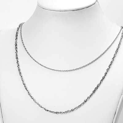 Stainless Steel Loose Rope Chain