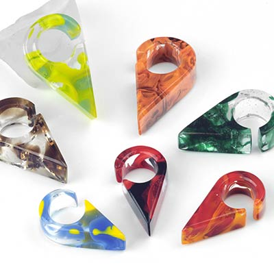 Glass Power Triangle Weights