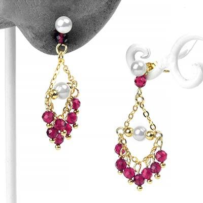 Chandelier Dangle Earrings