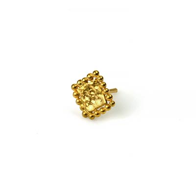 14k Gold Element Threadless End