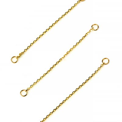 14K Gold Nostril Chain