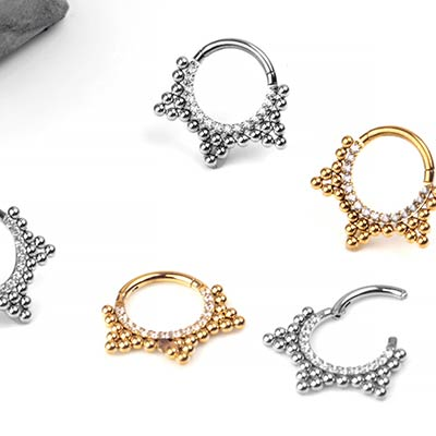 Lavish Septum Clicker
