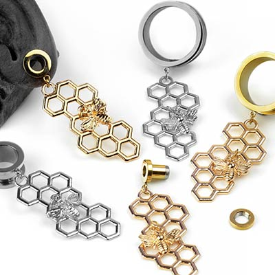 Steel Hive Eyelets