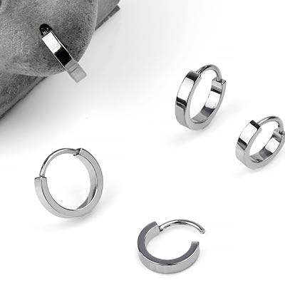 Titanium Huggie Clickers