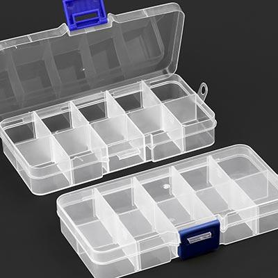 Clear Storage Case