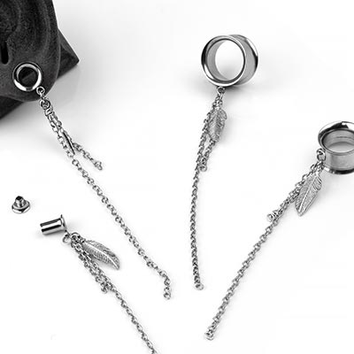 Steel Feather Eyelets