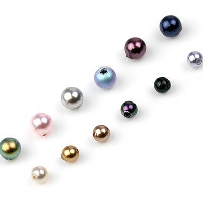 Synthetic Swarovski Crystal Pearl Captive Bead