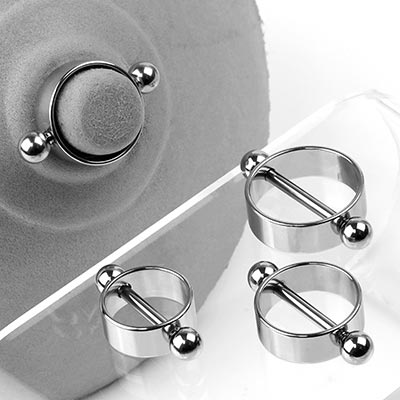 Steel Circular Nipple Shield