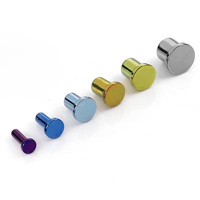 Titanium Single Flare Plug